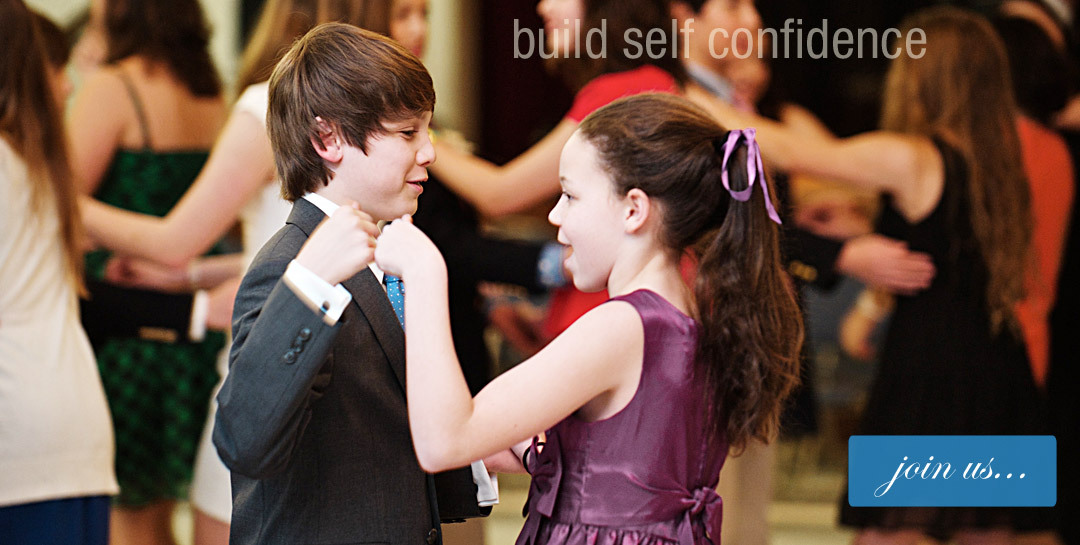 Capital Cotillion Helps Children Build Self Confidence